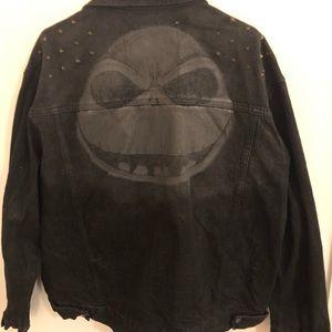 Jack Skellington Jacket Nightmare Before Christmas